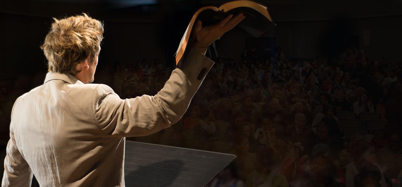 Preaching that Punctures - Barabbas Road Church in San Diego