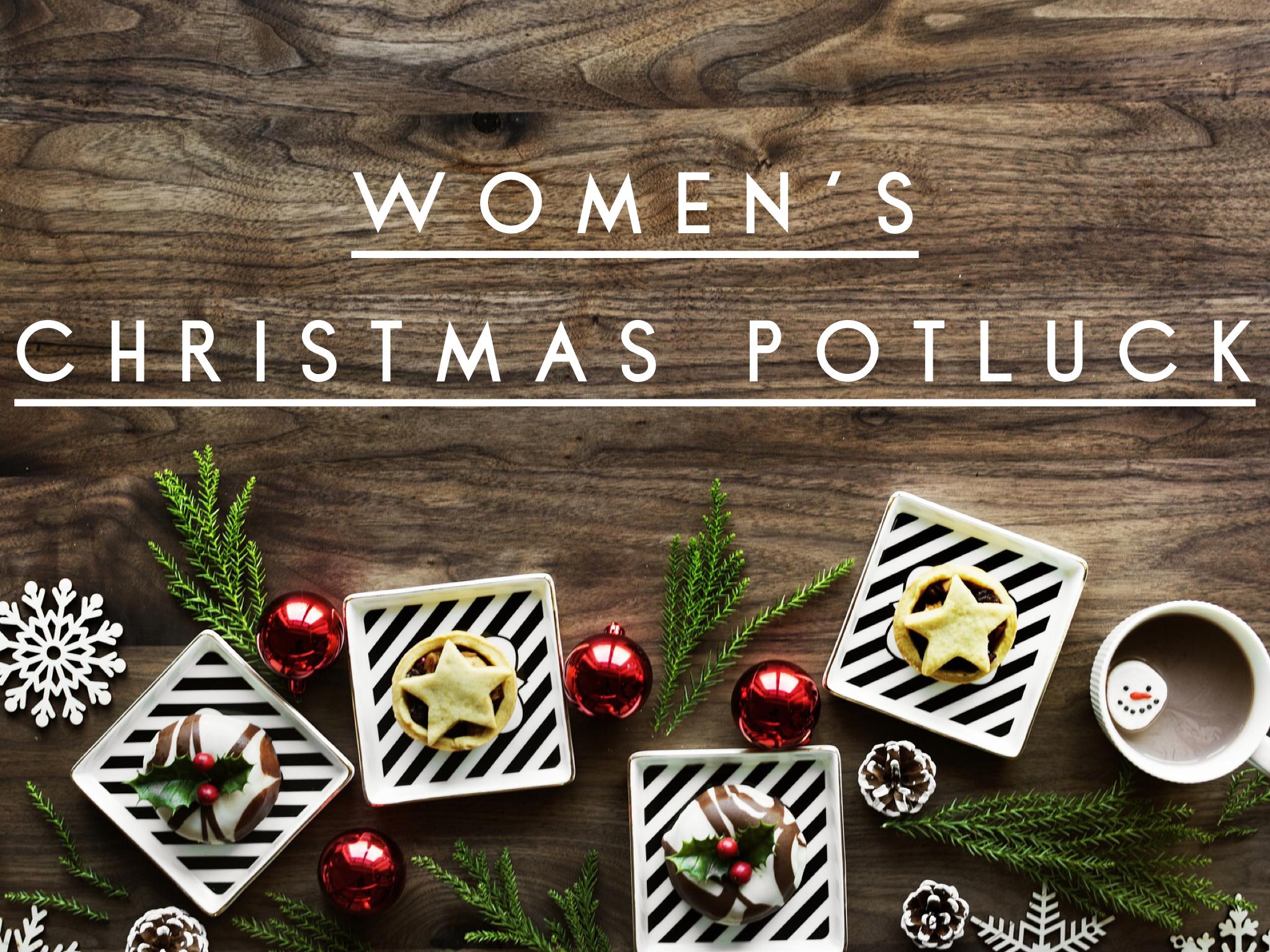 Christmas Potluck.Women S Christmas Potluck Barabbas Road Church In San